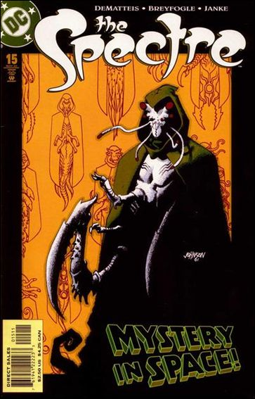 Spectre (2001) 15-A by DC
