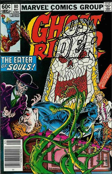 Ghost Rider (1973) 80-A by Marvel