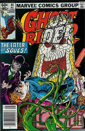 Ghost Rider (1973) 80-A