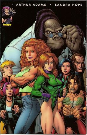 Gen13/Monkeyman & O'Brien 1-C