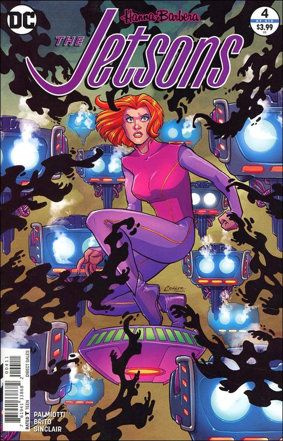 Jetsons (2017) 4-A by DC