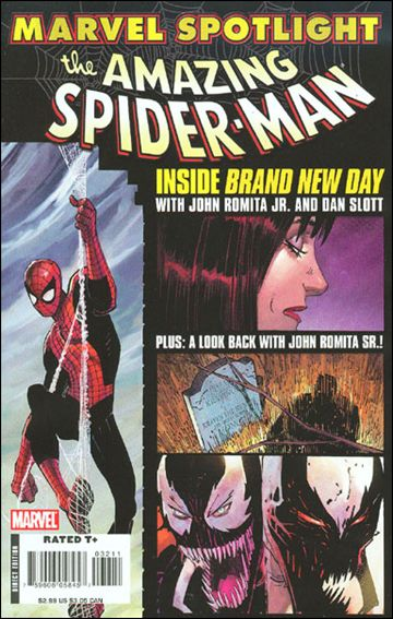 Marvel Spotlight: Spider-Man - Brand New Day nn-A by Marvel