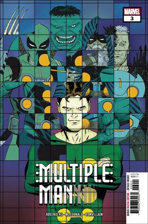 Multiple Man 3-A