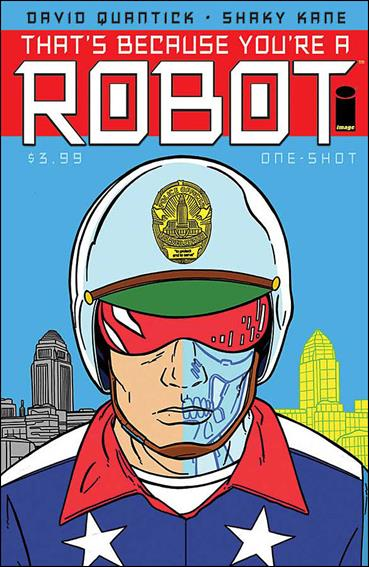 That's Because You're A Robot One-Shot-A by Image