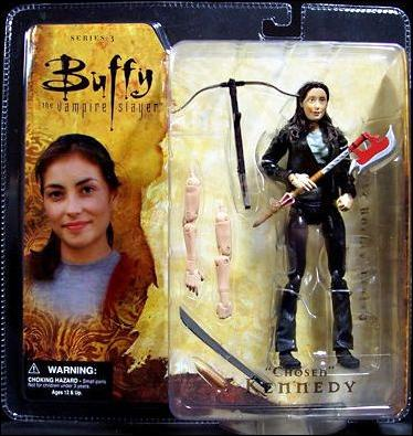 "Buffy the Vampire Slayer Deluxe (Series 3) ""Chosen"" Kennedy by Gentle Giant"