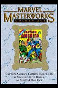 Marvel Masterworks: Golden Age Captain America 4-B