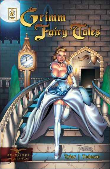 Grimm Fairy Tales (2005) 2-B by Zenescope Entertainment