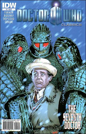 Doctor Who Classics: The Seventh Doctor 2-A by IDW