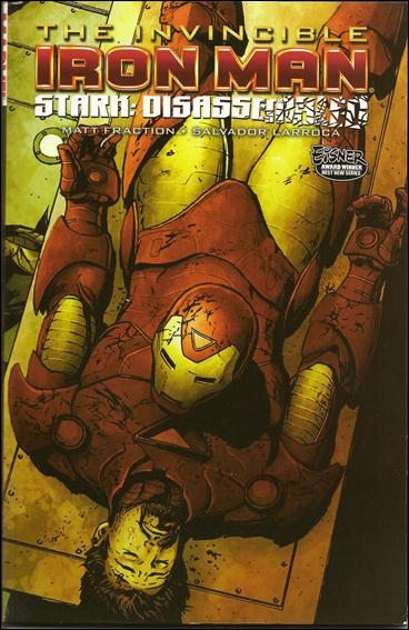 Invincible Iron Man 4-A by Marvel