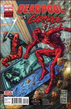 Deadpool vs. Carnage 2-A