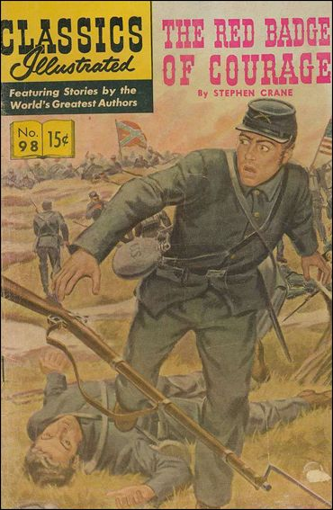 Classic Comics/Classics Illustrated 98-B by Gilberton
