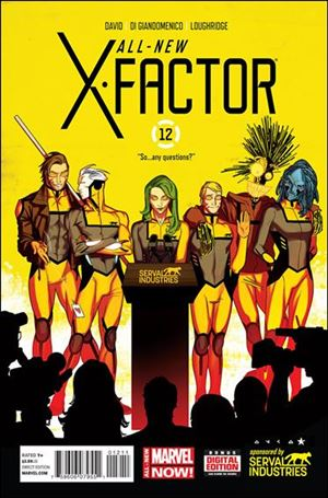 All-New X-Factor 12-A