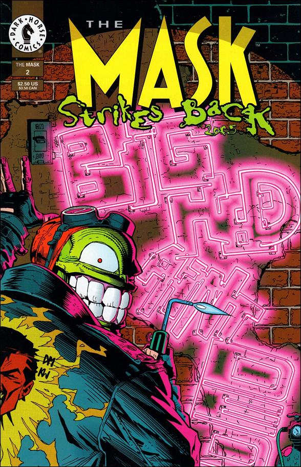 Mask (1995) 2-A by Dark Horse
