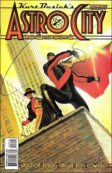 Kurt Busiek's Astro City (1996) 16-A by Homage Comics