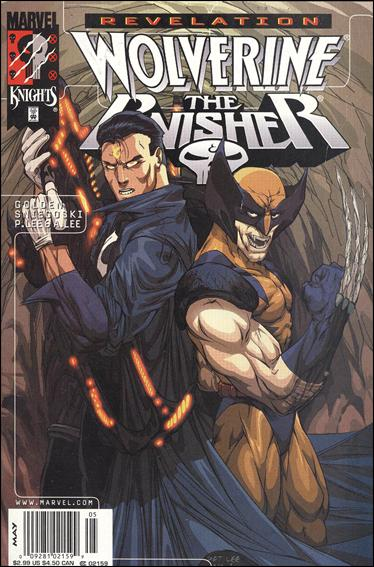 Wolverine/Punisher Revelation 2-B by Marvel