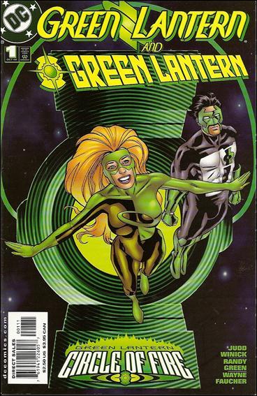 Green Lantern/Green Lantern 1-A by DC