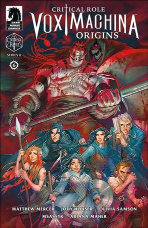 Critical Role: Vox Machina Origins II 6-A