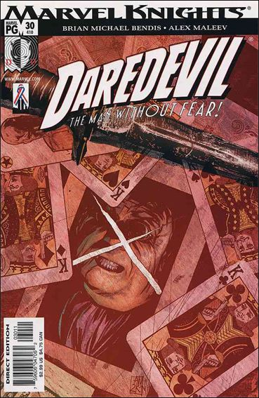 Daredevil (1998) 30-A by Marvel