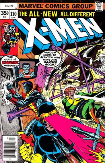 X-Men (1963) 110-A by Marvel