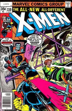X-Men (1963) 110-A