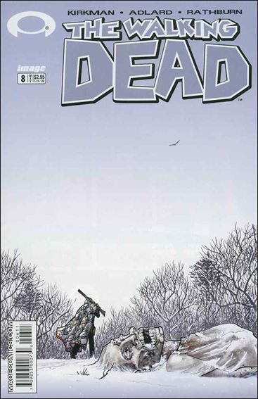 Walking Dead (2003) 8-A by Skybound Entertainment