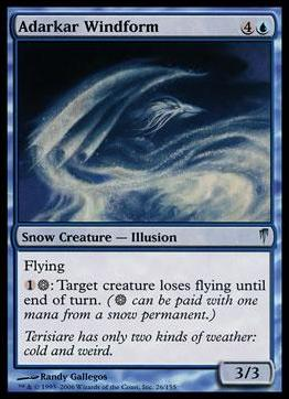 Magic the Gathering: Coldsnap (Base Set)26-A by Wizards of the Coast