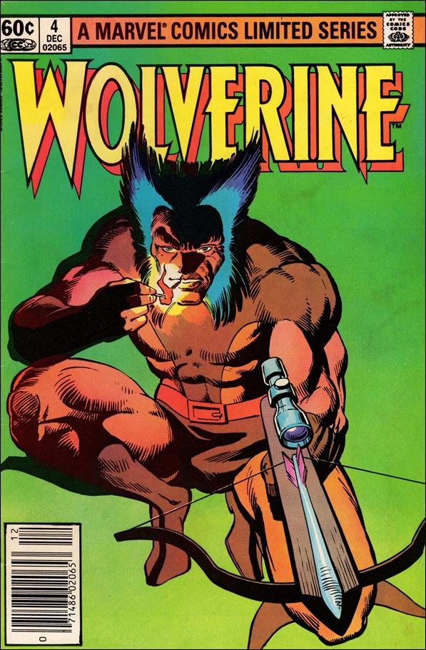 Wolverine (1982) 4-A by Marvel