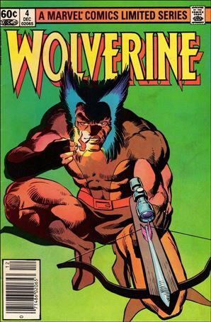 Wolverine (1982) 4-A