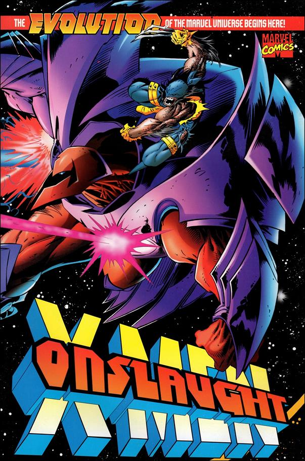 Onslaught: X-Men 1-A by Marvel