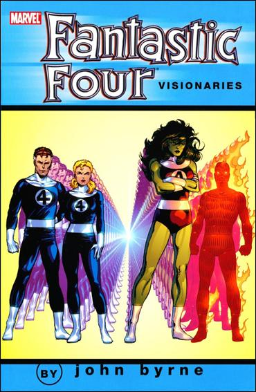 Fantastic Four Visionaries: John Byrne 6-A by Marvel