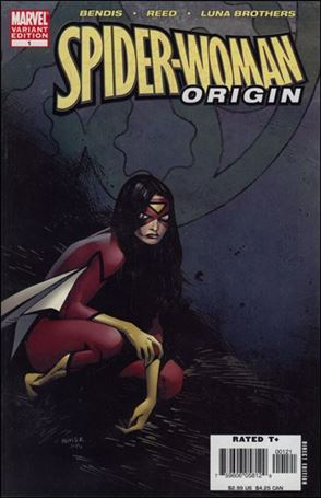Spider-Woman: Origin 1-B