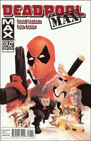 Deadpool Max 1-A