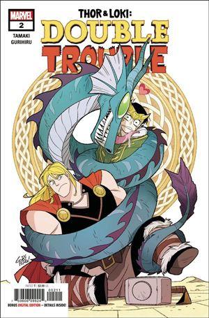 Thor & Loki: Double Trouble 2-A