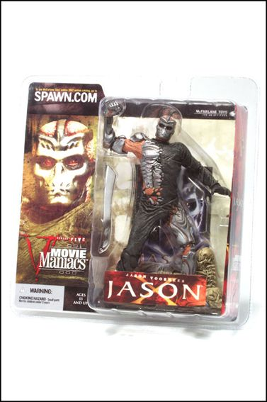 Movie Maniacs (Series 5) Jason X by McFarlane Toys
