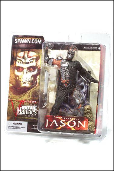 Movie Maniacs (Series 5) Jason X by McFarlane Toys