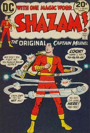 Shazam! 5-A