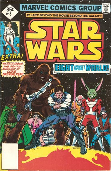 Star Wars (1977) 8-B by Marvel
