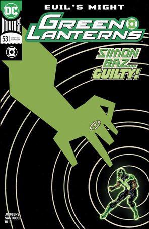 Green Lanterns 53-A