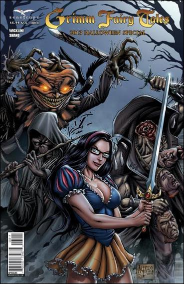 Grimm Fairy Tales: Halloween Special 2013-A by Zenescope Entertainment