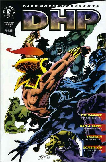Dark Horse Presents (1986) 129-A by Dark Horse