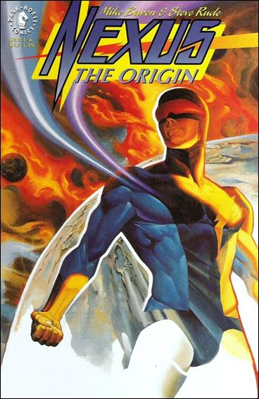 Nexus: The Origin (1992) nn-A by Dark Horse