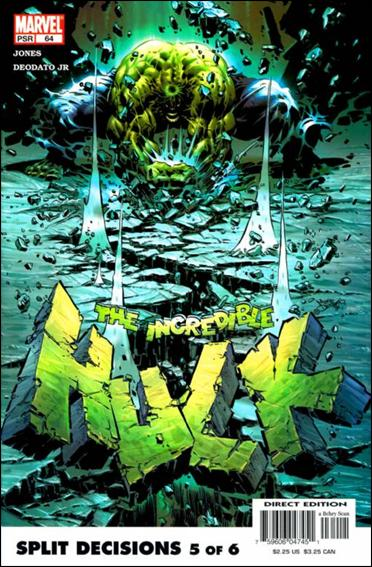 Incredible Hulk (2000)  64-A by Marvel