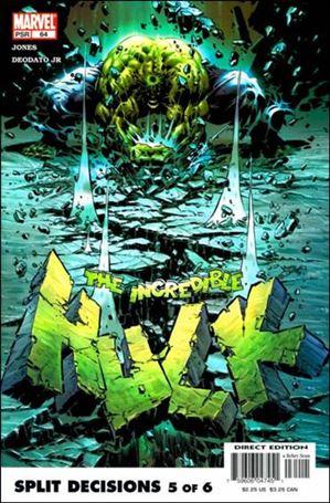 Incredible Hulk (2000)  64-A