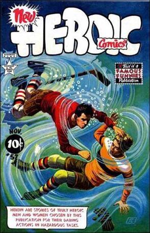 New Heroic Comics 57-A