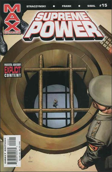 Supreme Power (2003) 15-A by Max