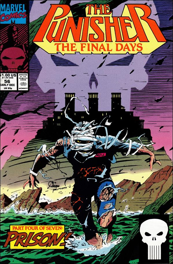 Punisher (1987) 56-A by Marvel