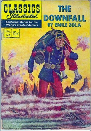 Classic Comics/Classics Illustrated 126-A