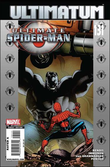 Ultimate Spider-Man (2000) 131-A by Marvel