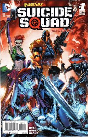 New Suicide Squad 1-C