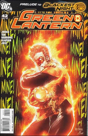 Green Lantern (2005) 42-A by DC